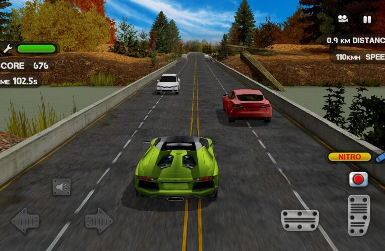 Race The Traffic Nitro- Downloading Procedure For Pc