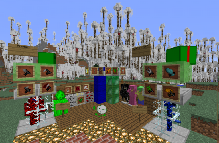 HowTo Use Enchantments In Minecraft Java Edition