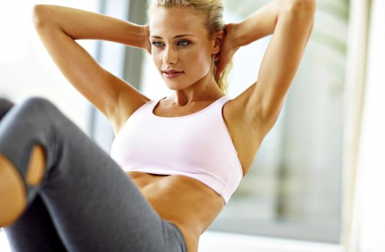 Get A Flat Stomach Fat Loss Exercise Get Rid Of Belly Fat